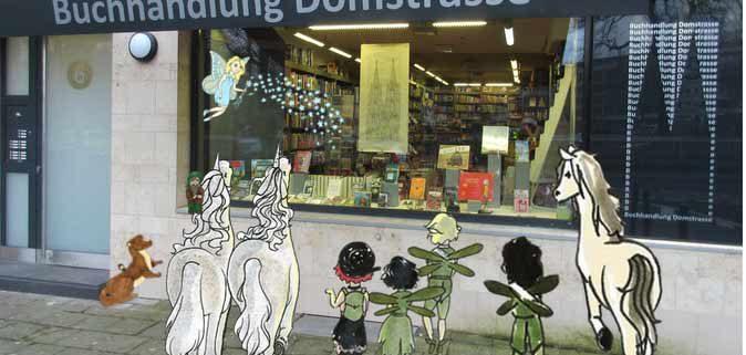 Buchhandlung Koeln
